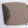Bed n a Bag bag tucked away in pocket